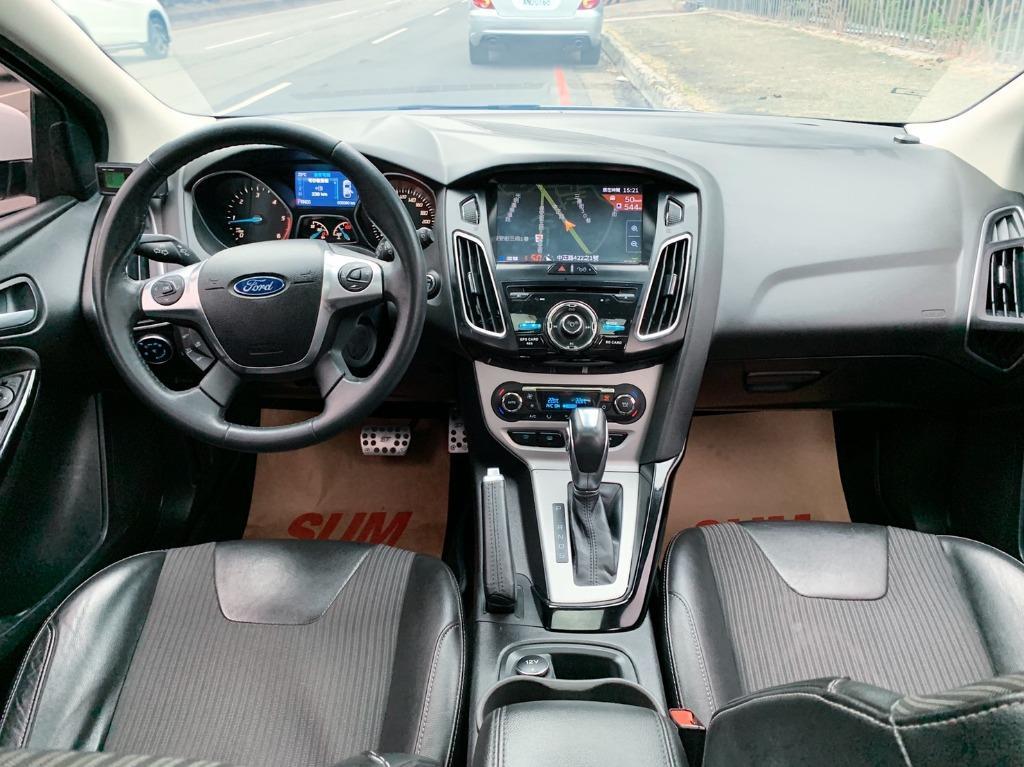 ✨正2015年 最新款五門掀背Ford Focus 2.0TDCI ✨