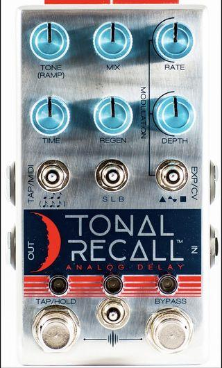 Chase Bliss Tonal Recall