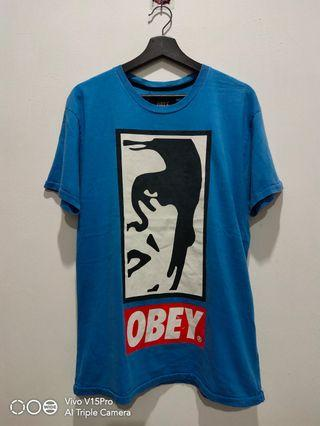 Obey half face box logo
