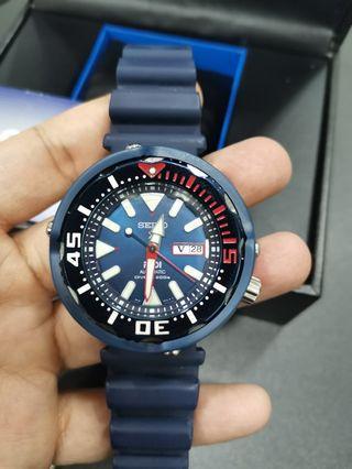 Seiko Tuna Monster PADI Prospex SRPA841J1-R JDM Diver