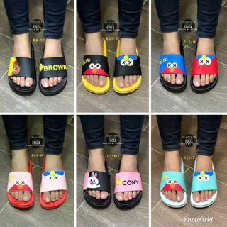 Cartoon Style Slipper