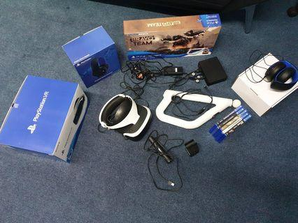 PlayStation VR Accessories Set