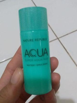 Super aqua max emulsion nature republic