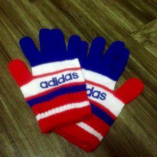 Vtg Adidas Glove