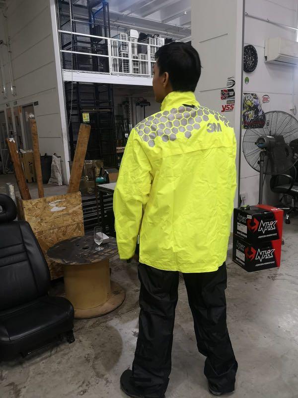3M Raincoat