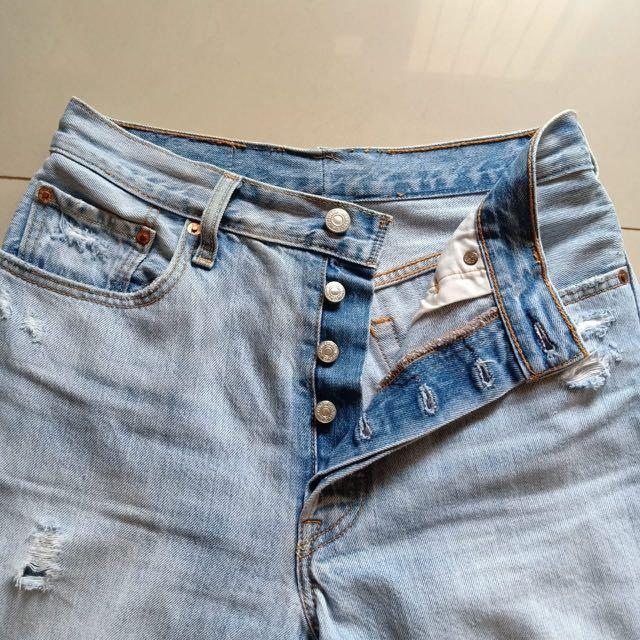 501 Skinny Jeans - Clear Minds