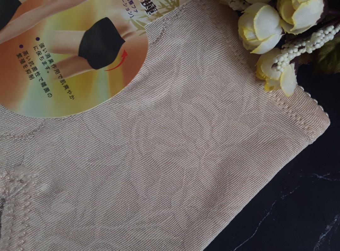 竹炭無痕緹花提臀機能束褲 塑身褲 90128 M