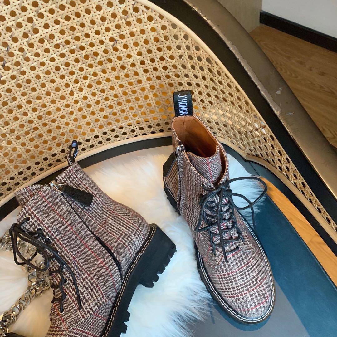 高靴,馬丁靴