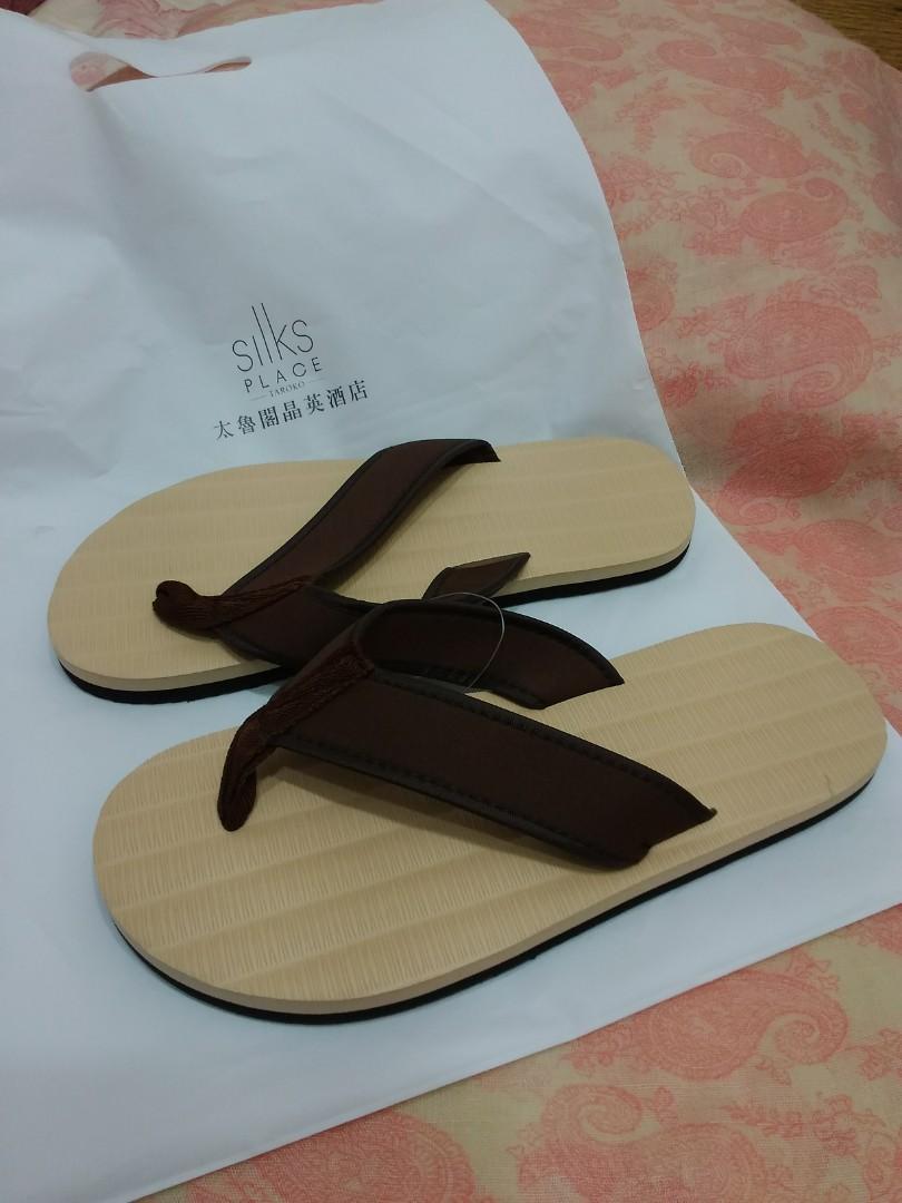 花蓮太魯閣晶英酒店  和風日式 拖鞋 拖鞋  *2雙(男女) #剁手時尚