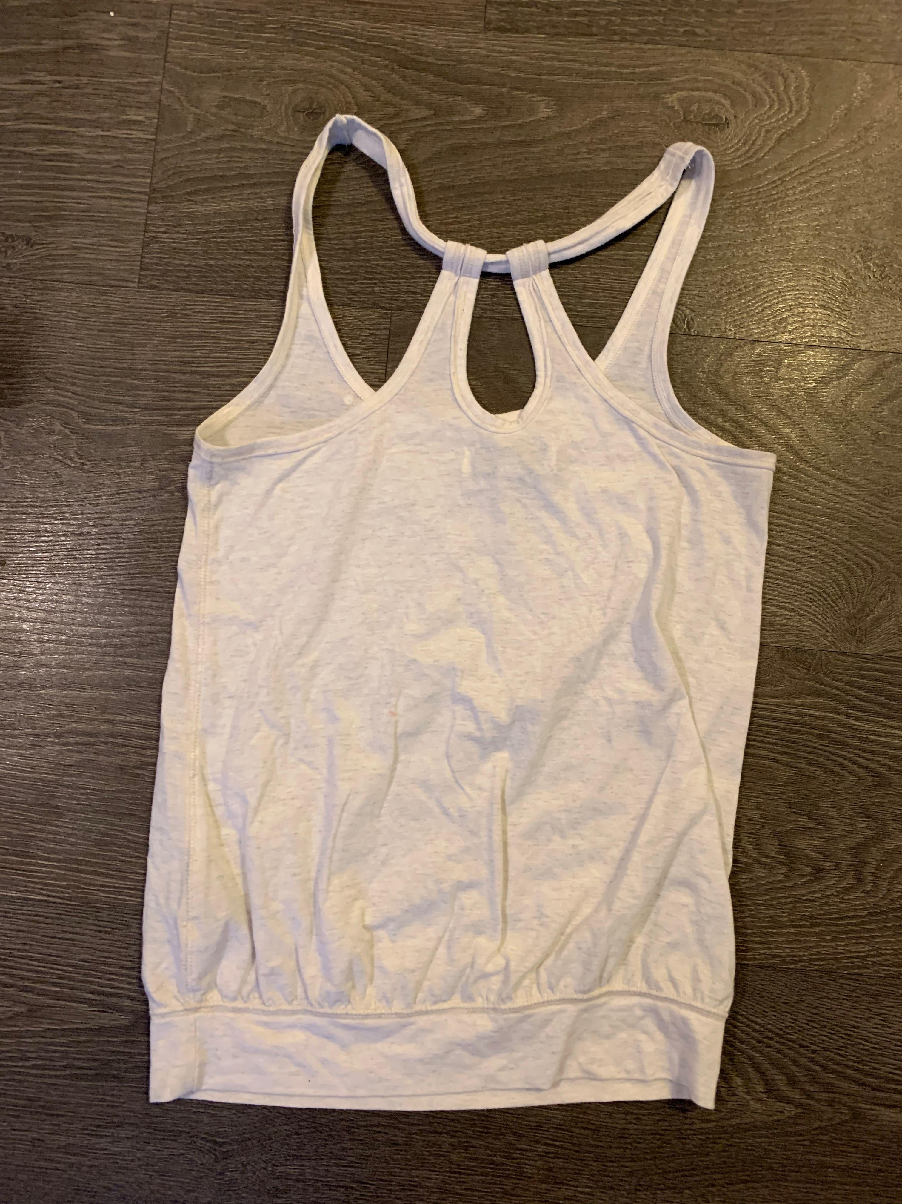 Abercrombie and Fitch embellished tank size xs kids L