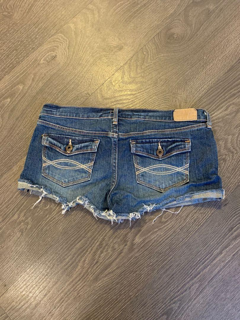 Abercrombie and Fitch kids size xl shorts fits adult XS size 0-2