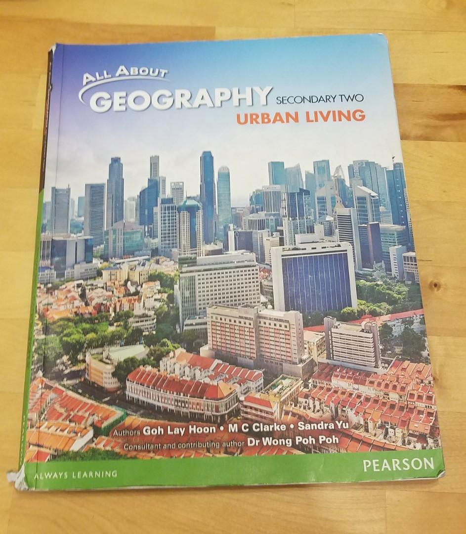 All About Geography - Urban Geography