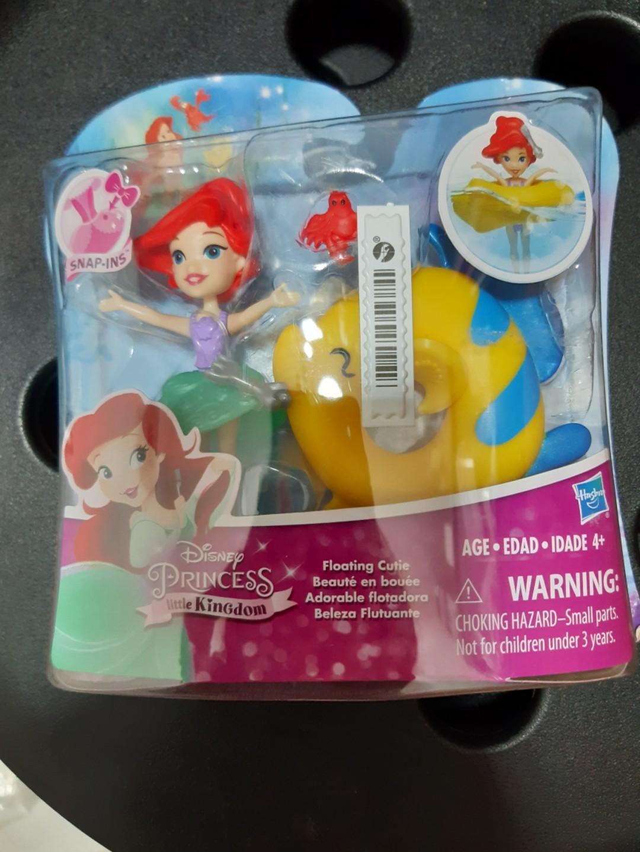 Ariel mermaid swimming toy