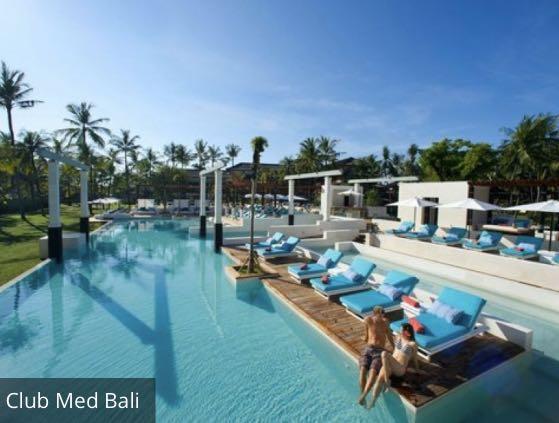 Bali Club Med, 3D 2N for 2