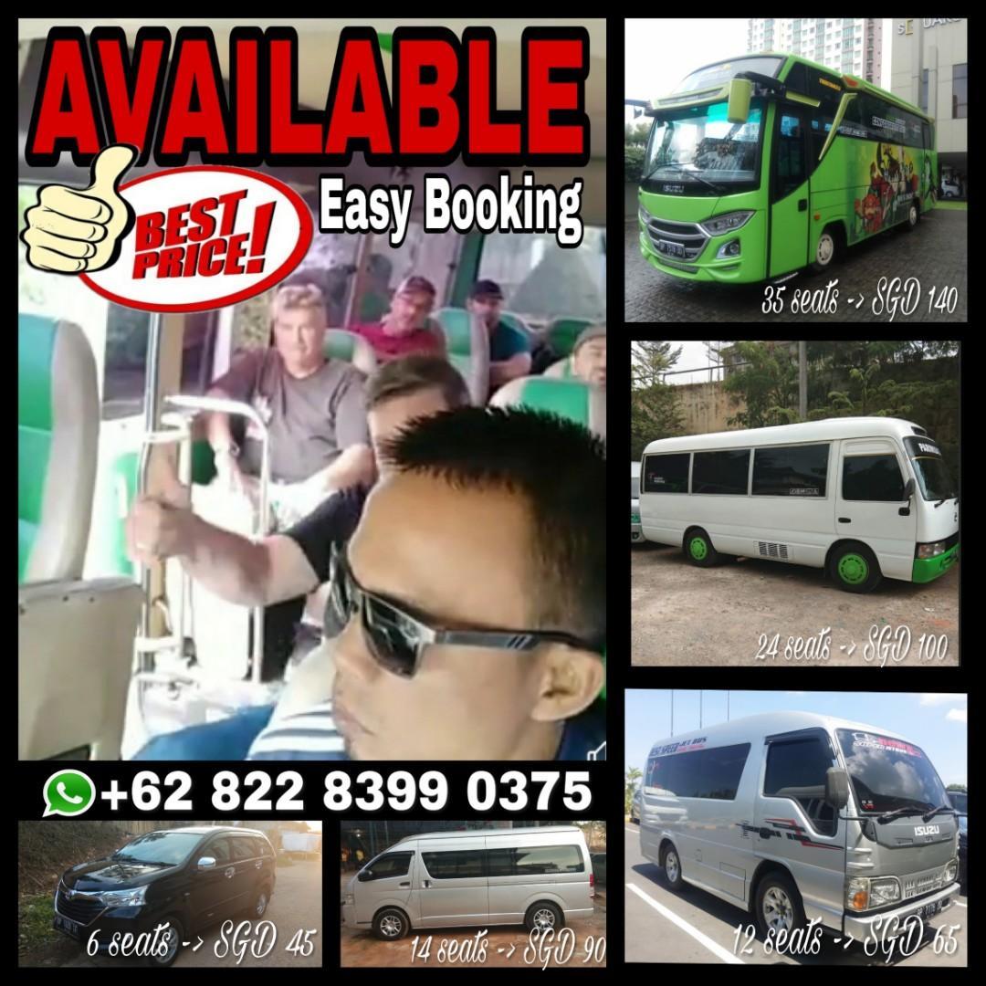 Cheap Transportation Promo in Batam island.https://wa.me/6282283990375