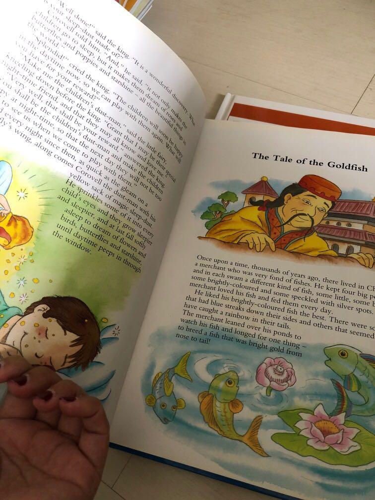 Bedtime tales by Enid Blyton's