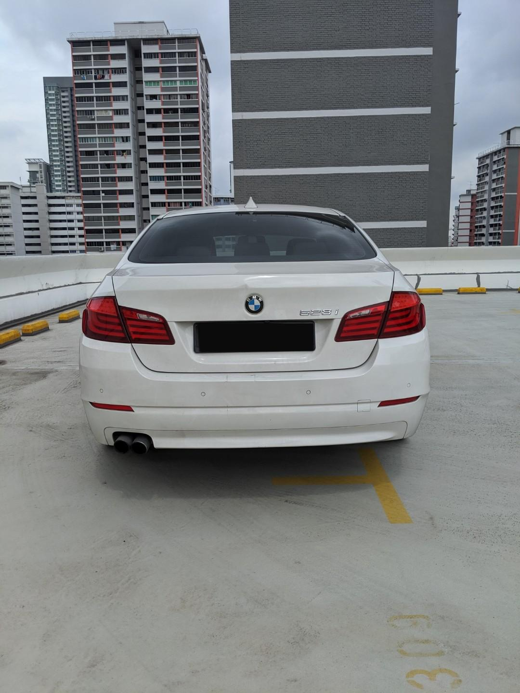 BMW 528i F10 (Daily / Long Term Rental)