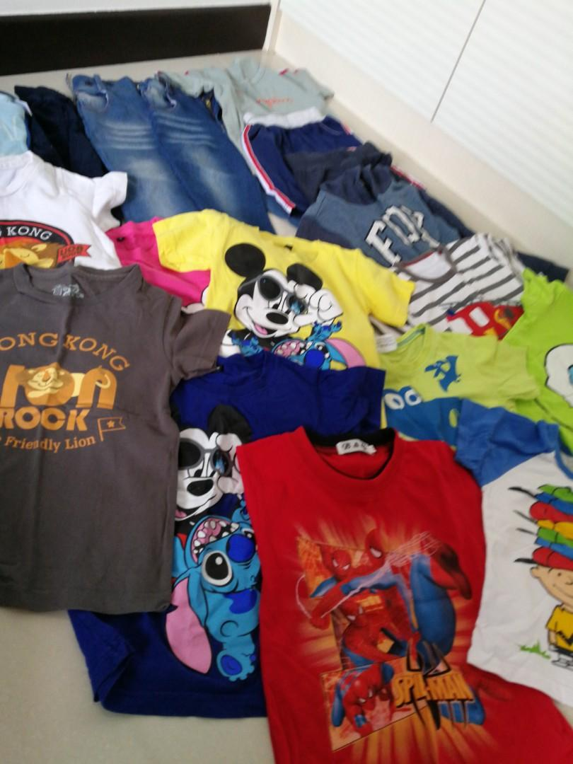 Boys Clothes (1 to 3yrs old)
