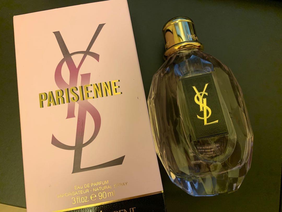 Brand new YSL Parisienne eau de parfum 90ml edp 香水 女 not Chanel Dior jo Malone lancome diptyque gucci hermes