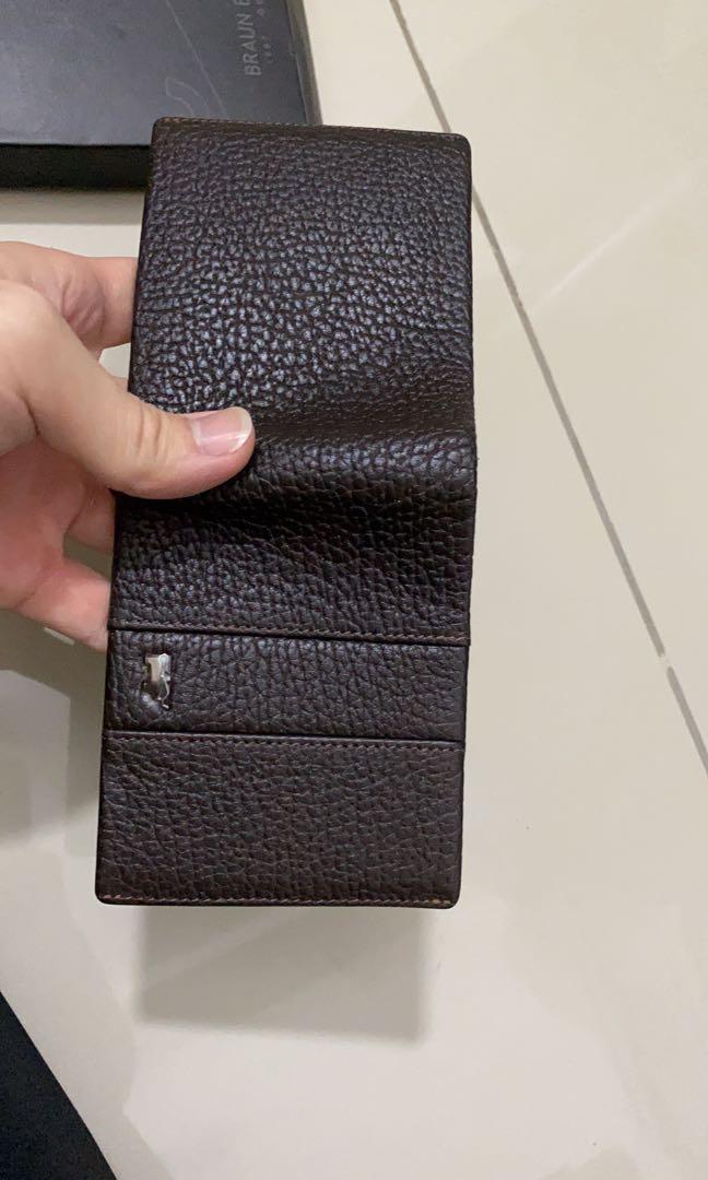 Braun Buffel Men Wallet