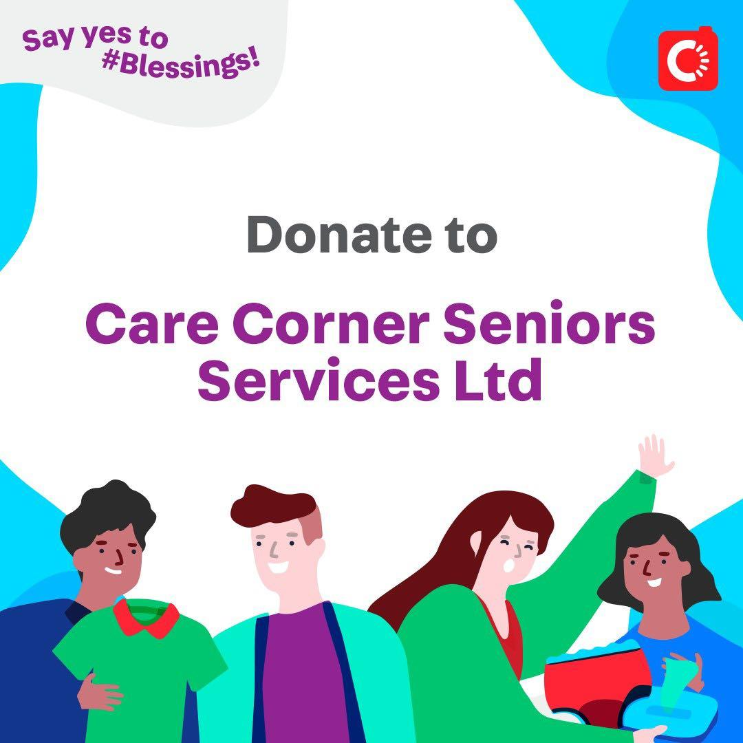Care Corner Seniors Services Ltd is looking for...
