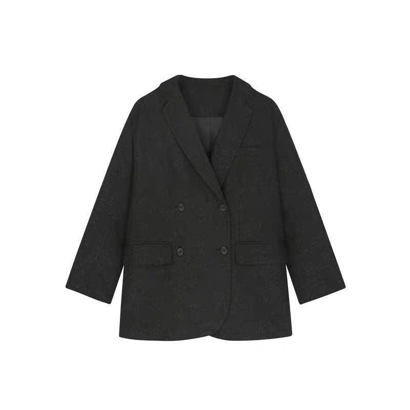 Coat blazer oversized