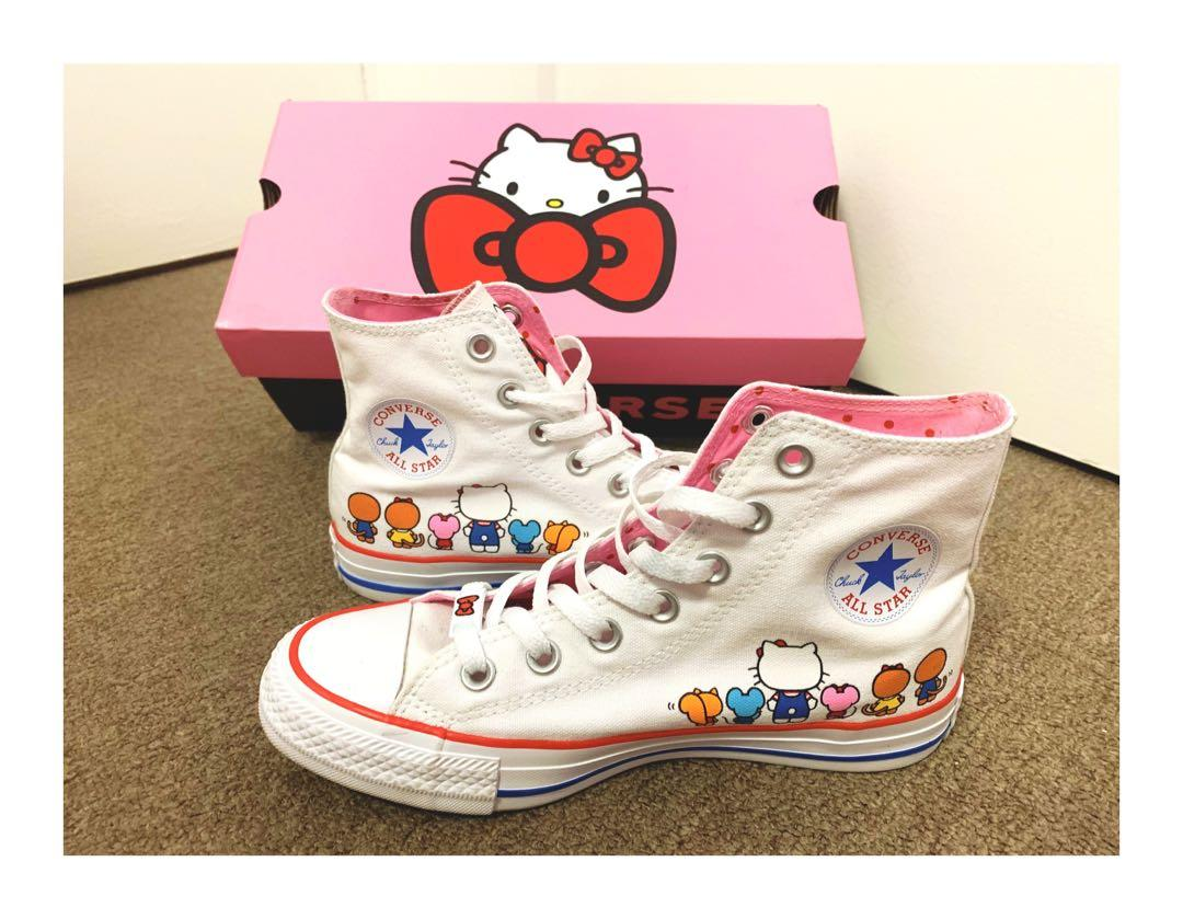 Converse Chuck Taylor® All Star® Hello Kitty High Top
