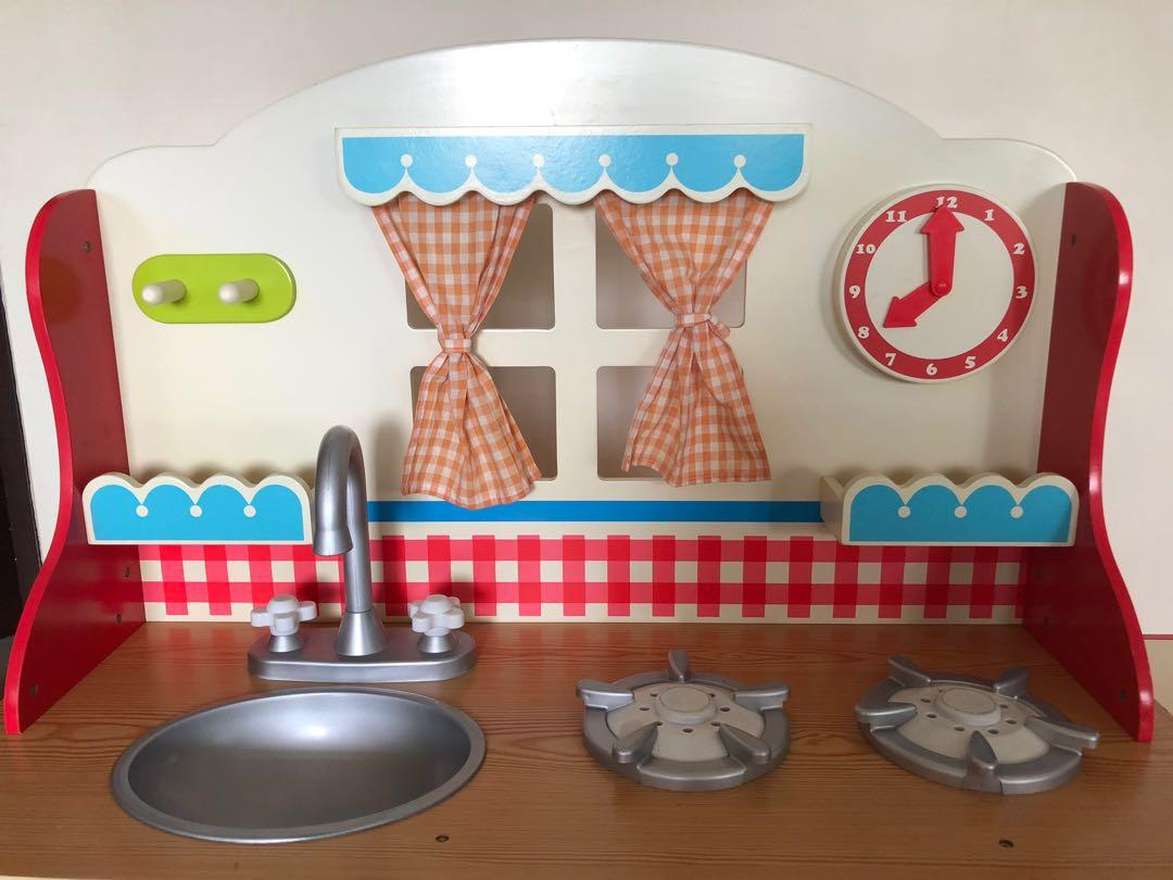 ELC Wooden Kitchen Set (With Delivery)