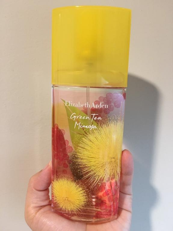 清新自然香-Elizabeth Arden 雅頓綠茶含羞草限量淡香水100ml