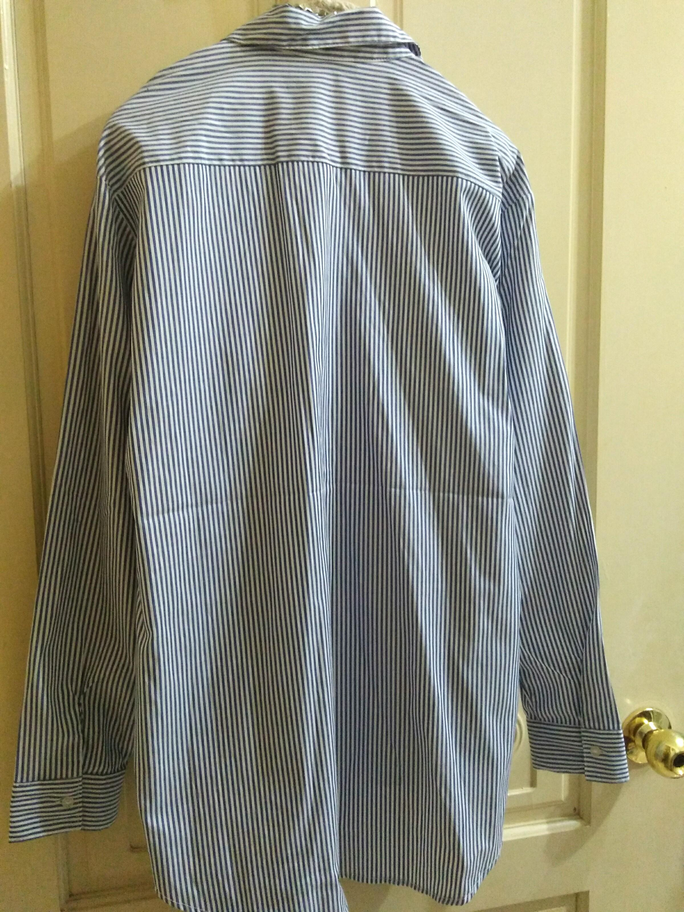 GRL 專櫃 全新刺繡長襯衫