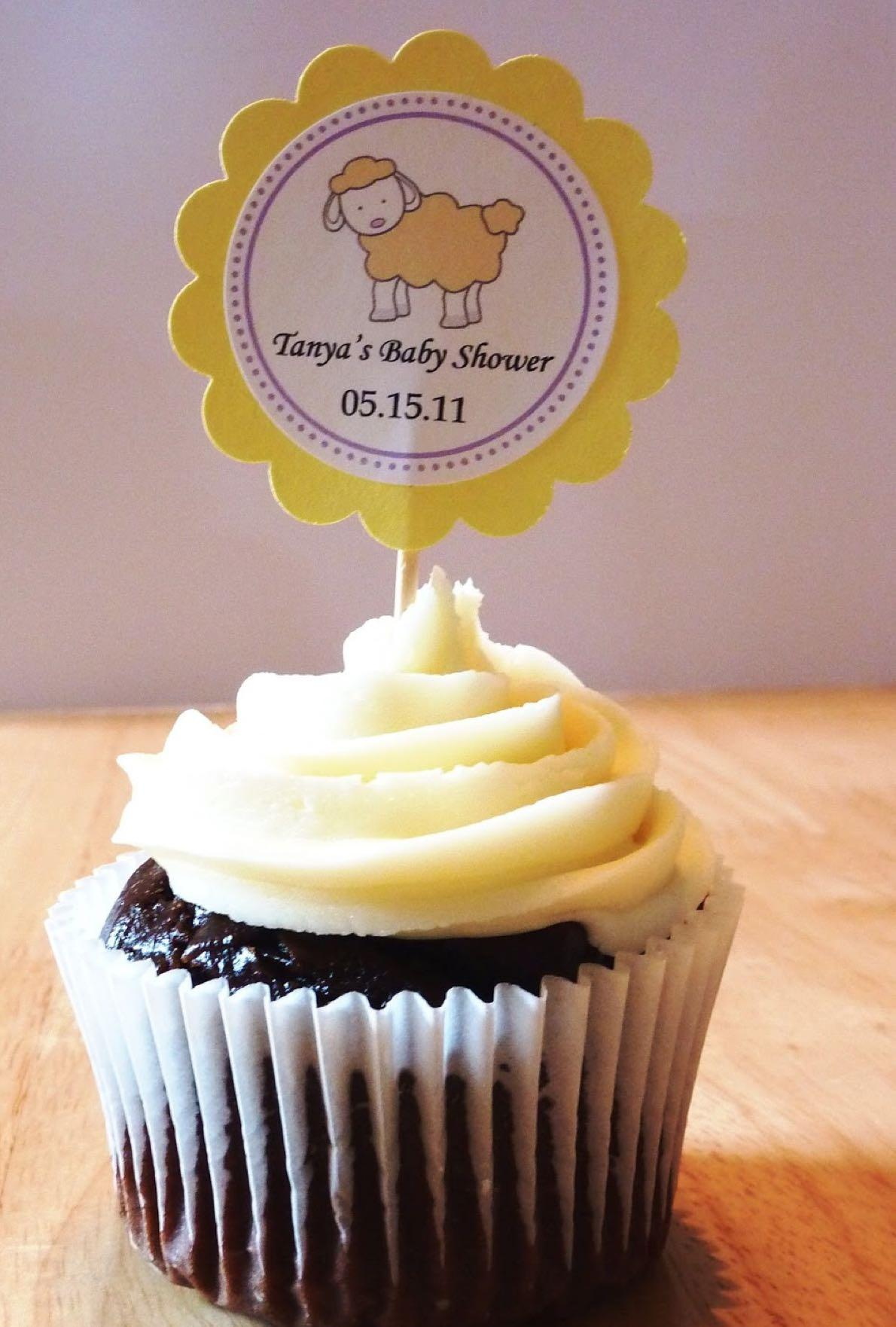 Halal cupcakes & pastry