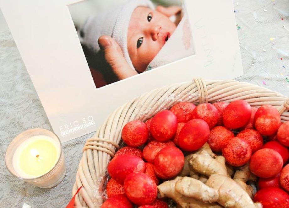 Halal newborn pastry gift set