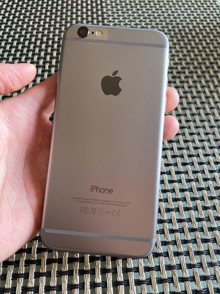 iPhone 6 灰色