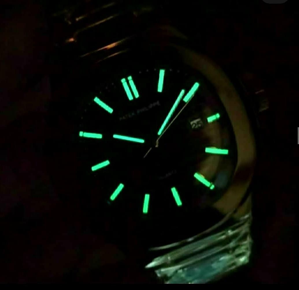 Jam tangan Patek Two Tone Replika
