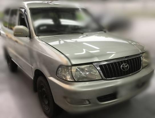 Jc car Toyot Zace 2007年1.8L 乾淨內裝 省油省稅 有力耐操 好保養 客貨兩用 生財首選
