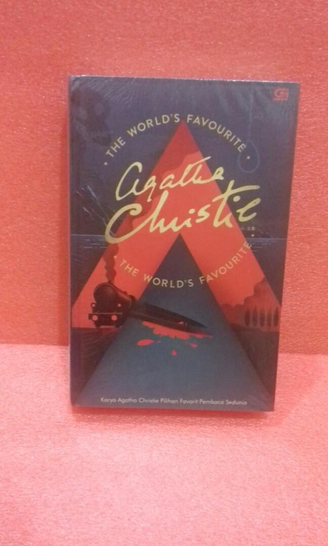 Karya Agatha Christie Pilihan Favorit Pembaca Sedunia (The World's Favourite) (Hard Cover) oleh Agatha Christie