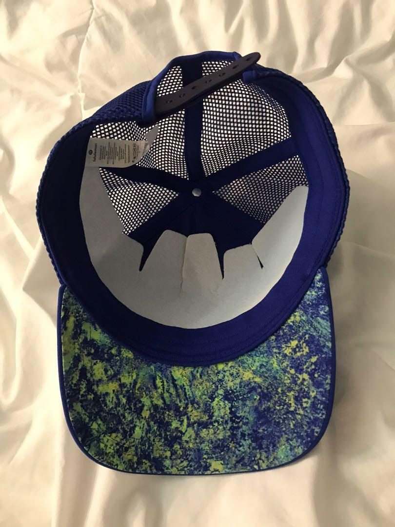 Lululemon Seawheeze 2019 limited edition trucker hat