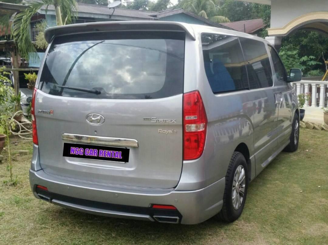 MPV Hyundai Grand Starex Royale 2.5 (A) Kereta Sewa Selangor KL