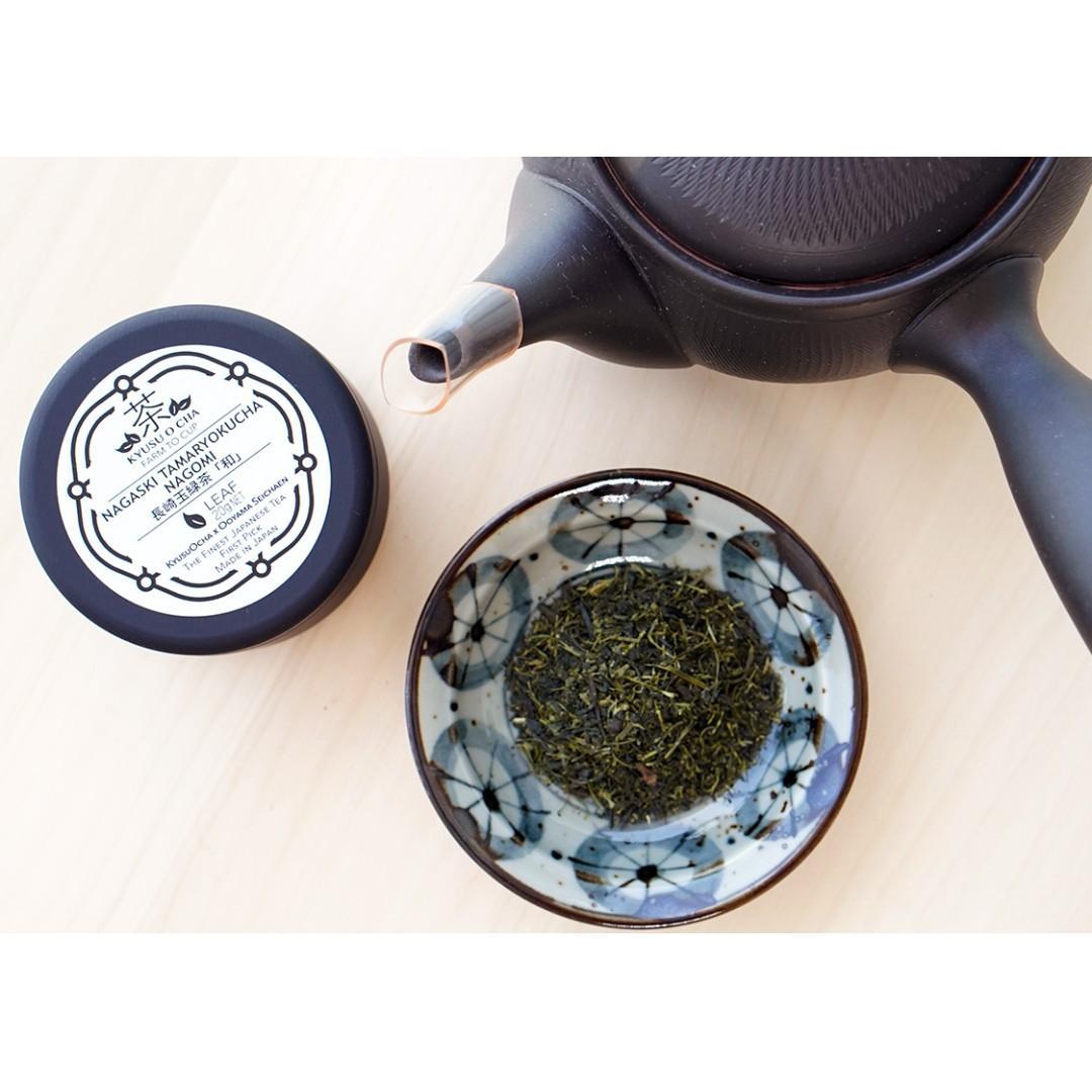 Nagaski Tamaryokucha Nagomi Japanese Green Tea (1st Flush)