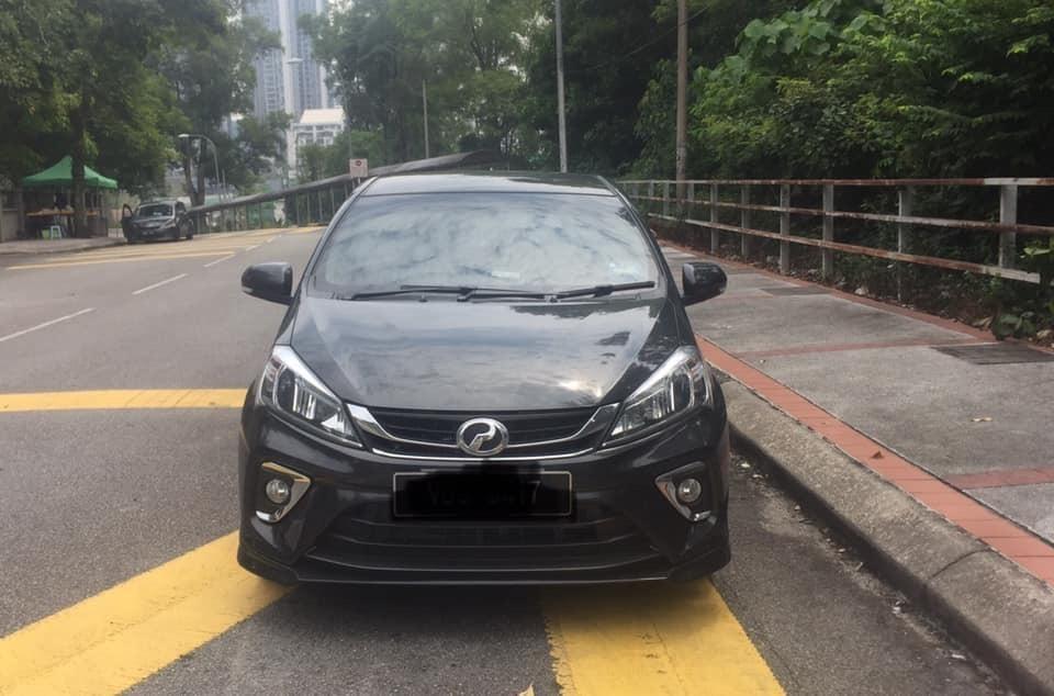 New Perodua Myvi 1.5 H (A) Kerera Sewa Murah Selangor KL
