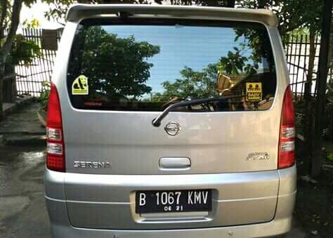 Nissan serena HWS matic 2008