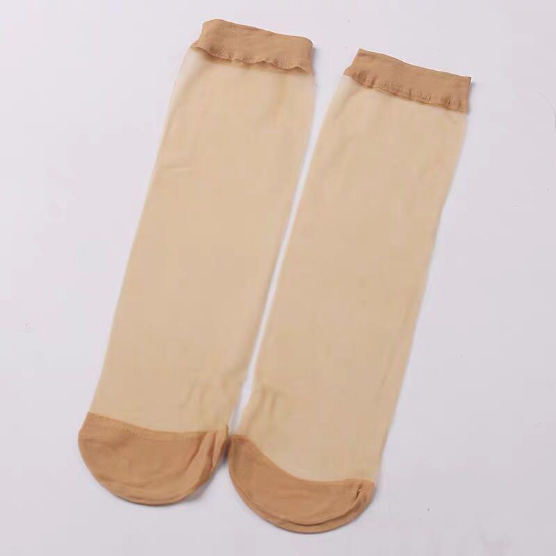 Nylon Socks Experiencer 絲襪 工作鞋