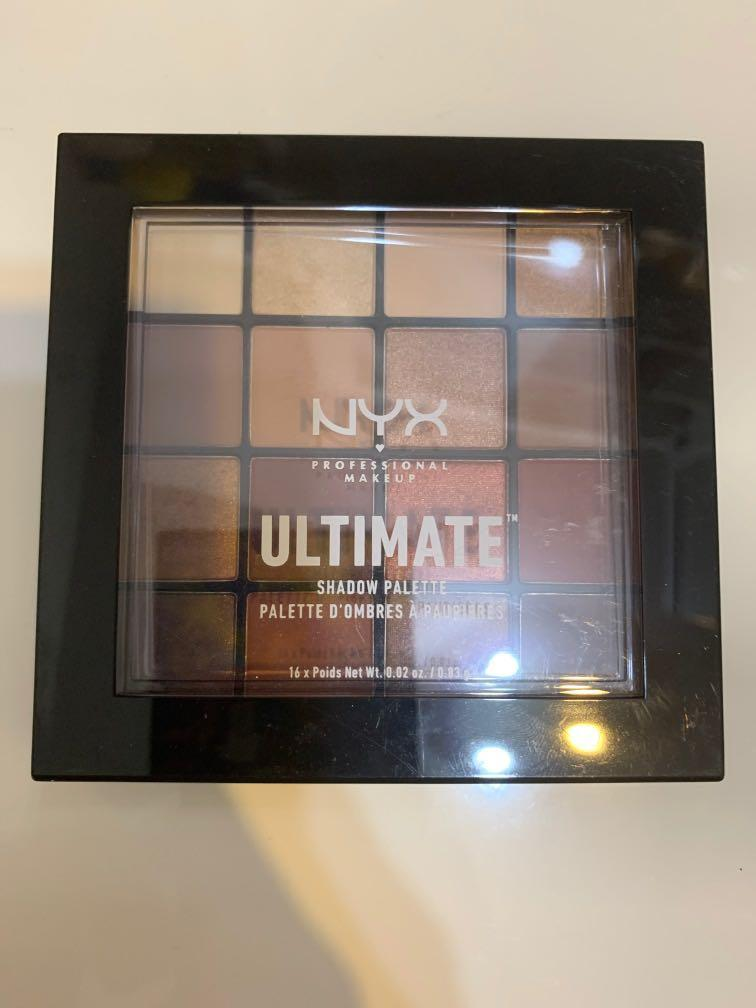 NYX ULTIMATE 眼影盤