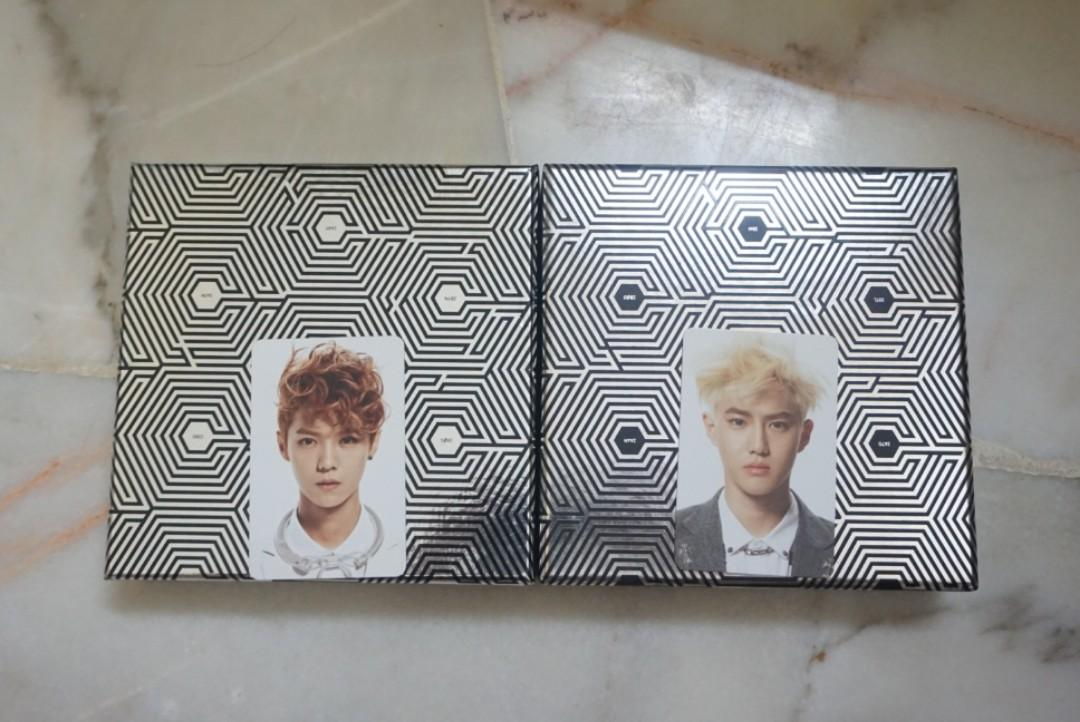 [OFFICIAL] EXO- 2nd Mini Album [OVERDOSE] -2 versions