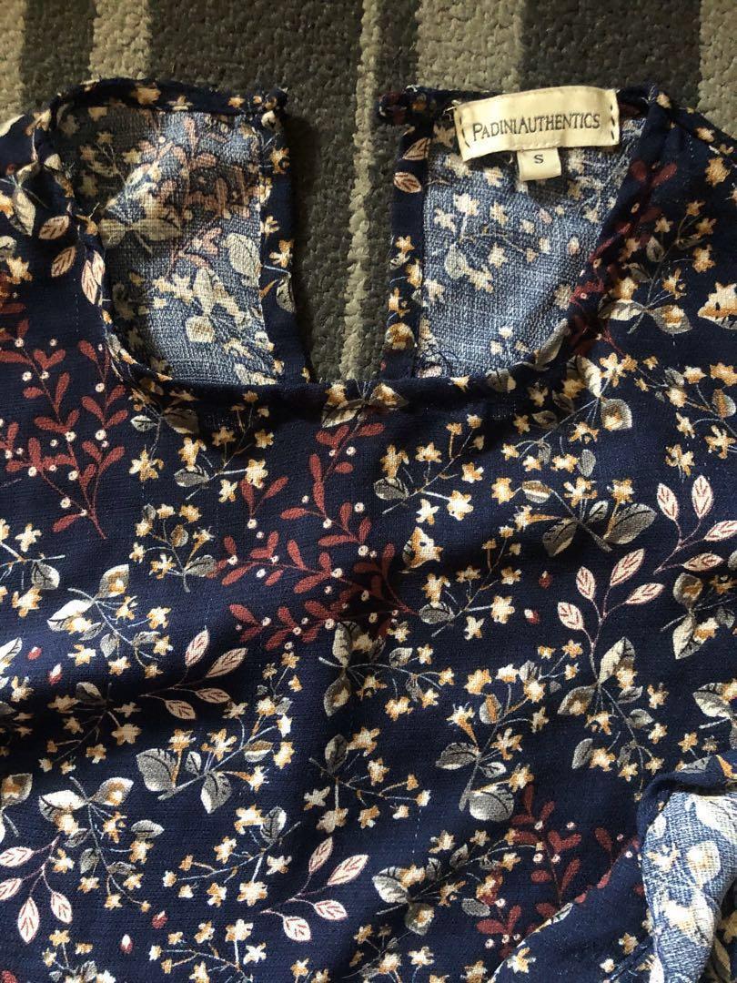 padini pattern tops