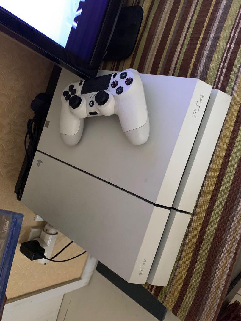 Playstation 4 Glacier White 500GB