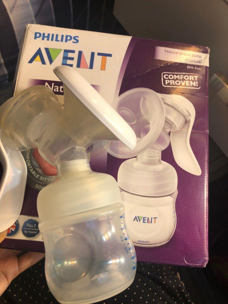 Philips avent manual breast pump (Pompa asi avent)
