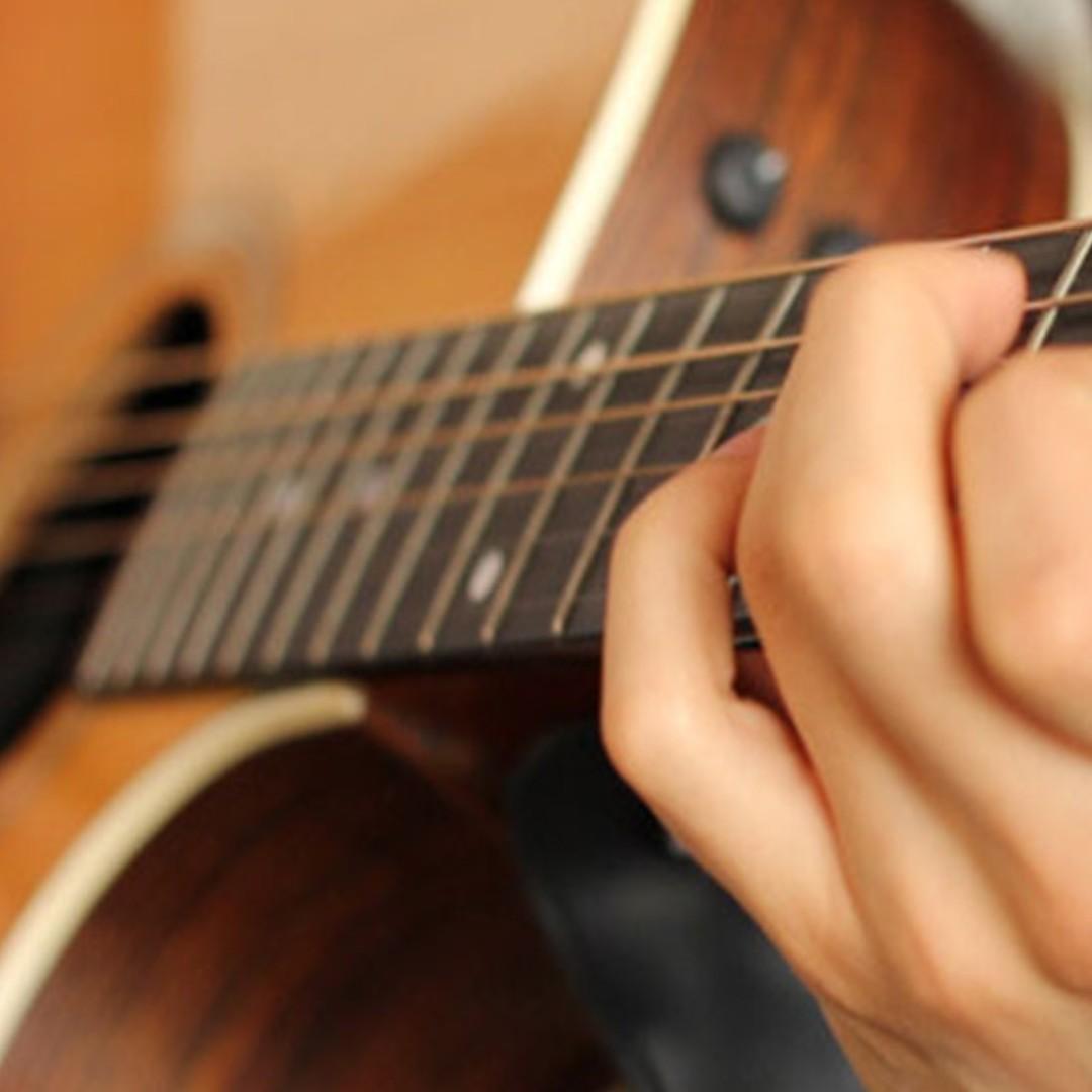 Pop Fingerstyle Guitar Lessons