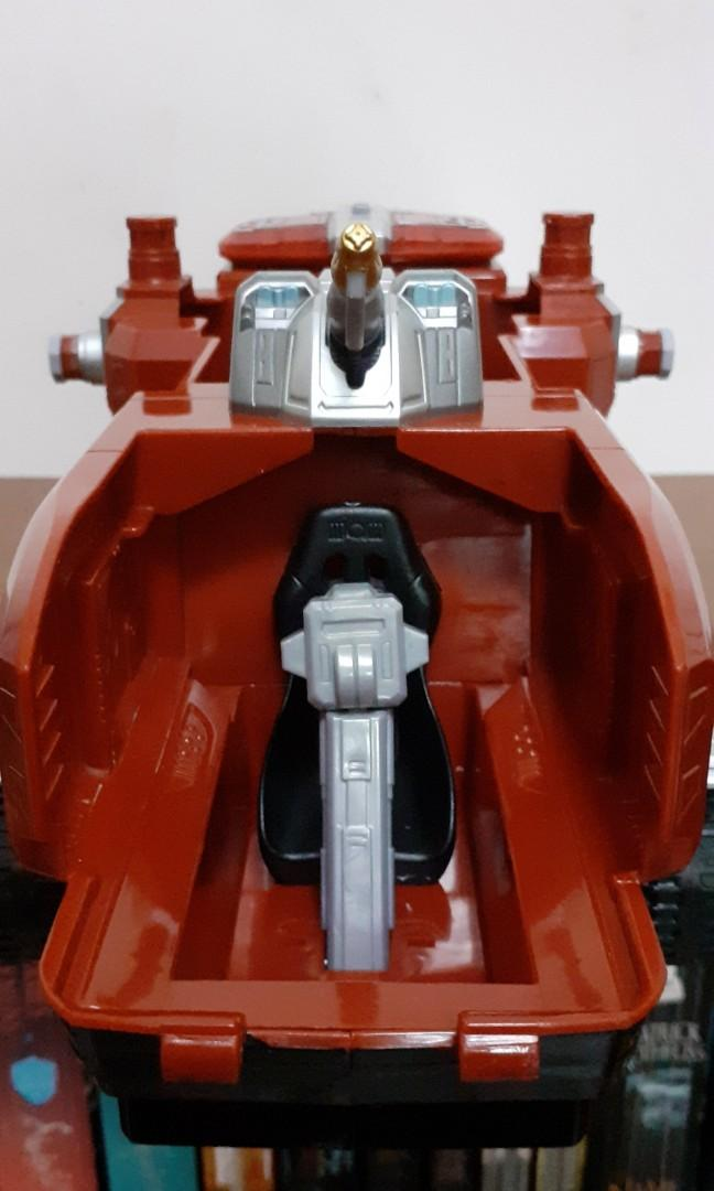 Power Rangers Operation Overdrive Mission  Response Vehicle