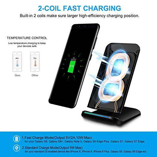 PULESEN Fast Wireless Charge